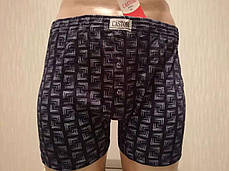 Мужские шорты (семейные трусы 2,3,4) Марка «CASTOM» арт.28000, фото 3