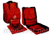 Рюкзак для спасателей МЧС и полевых госпиталей МО. СУР