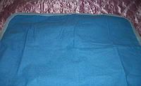 Наматрасник непромокаемый 60*120 см (голубой), фото 1