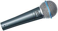 Микрофон проводной DM Beta 58A (UKC-0549)