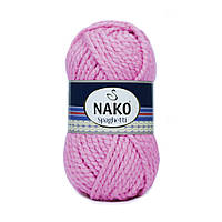 Nako Spaghetti - 6750 розово сиреневый