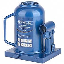 Домкрат гидравлический бутылочный телескопический, 8 т, H подъема 170-430 мм. STELS, фото 2