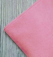 Фетр полиэстер Розовый светлый 21x29,7см 1мм Китай