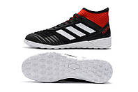 Футзалки (бампы) adidas Predator Tango 18.3 IC Core Black/White/Solar Red, фото 1
