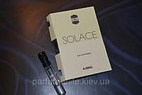Женский пробник нишевой восточной парфюмерии Ajmal Solace