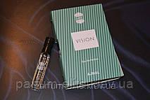 Мужской пробник нишевой восточной парфюмерии Ajmal Vision