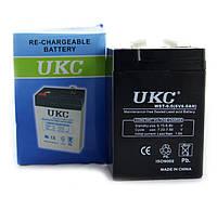 Аккумулятор RB 6V 6A UKC (UKC-0761)