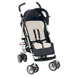 Льняная накидка в детское автокресло и коляски универсальная Lintex универсальная