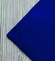 Фетр полиэстер Синий 21x29,7см 1мм Китай