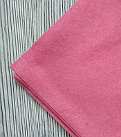 Фетр полиэстер Розовый 21x29,7см 1мм Китай, фото 1