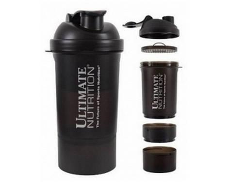 Шейкер 3 в 1 Ultimate Shaker 3 в 1 exclusive (600 ml)