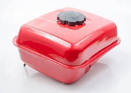 Бак топливный с крышкой и фильтром 168F ( 6,5 л.с.)