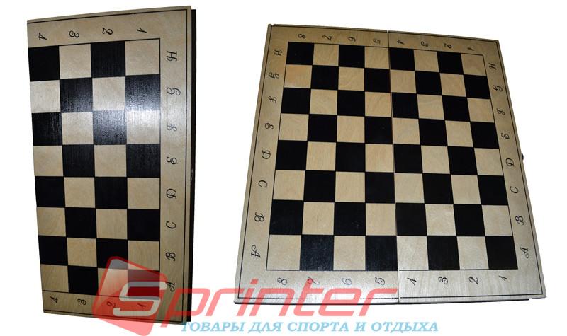 Доска для шахмат складная (размер в открытом виде 39*39