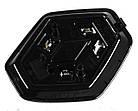 Эмблема решетки радиатора Renault Master III 10-  (628950003R) TruckTurk, фото 2