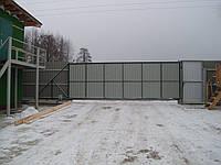 Ограждения.Забор.Ворота