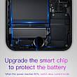 Power Bank Baseus Full Screen Bracket 8000 mAh Внешний беспроводной аккумулятор черный, фото 5