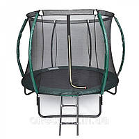 Батут Sport Maximal Safe 8ft (252cм) с защитной сеткой