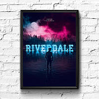 Постер с рамкой Riverdale #5