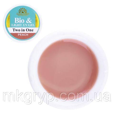 Гель био Global Fashion 15 gr peach