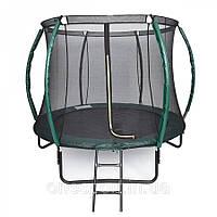 Батут Sport Maximal Safe 10ft (312cм) с защитной сеткой