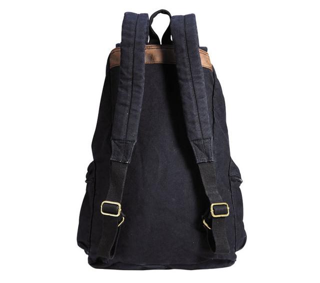 Рюкзак вид сзади