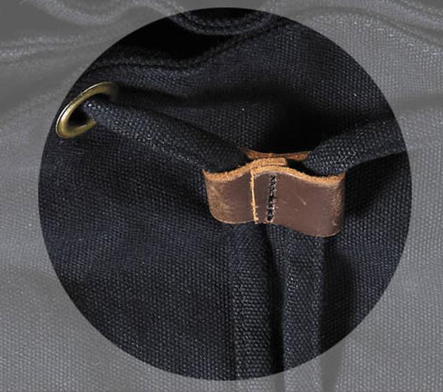 Шнур для закрытия главного отделения рюкзака