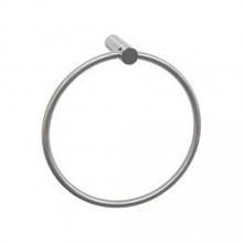 Тримач рушників металевий круглий medinox, : ai0110cs