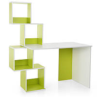 Bambi Парта Bambi M 3854-5 White/Lime Green (M 3854)