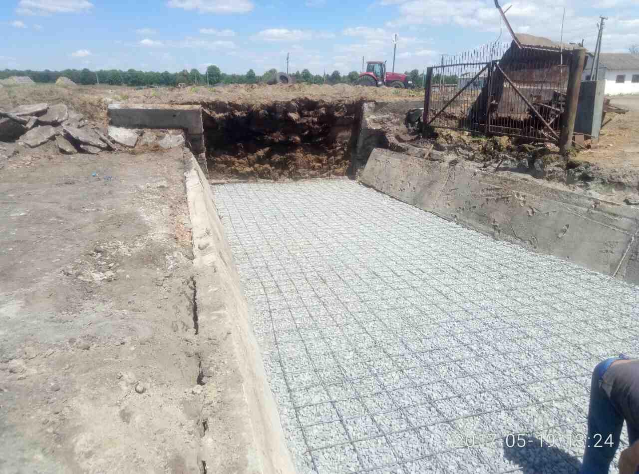 Строительство и реконструкция силосных и жомовых ям.+