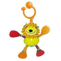 Игрушка-подвеска Biba Toys Львенок (101JF)