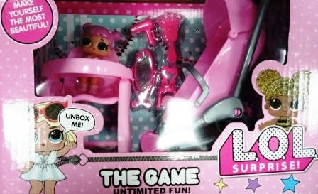 """Кукла сюрприз набор """"LOL """" , фото 2"""