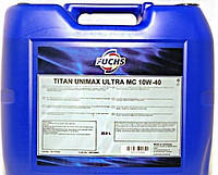 Моторное масло TITAN UNIMAX ULTRA MC SAE 10W-40 20L
