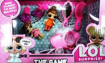 """Кукла сюрприз набор """"LOL """" , фото 3"""
