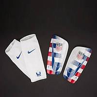 Футбольные щитки Nike USA Mercurial Lite , фото 1