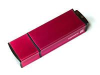 Флешки EDGE червоні під нанесення логотипу на 8, 16, 32 Гб лазерне гравірування, фото 1