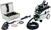 Шлифовальная машинка Festool LHS 225-IP/CTL 36 E AC-Set PLANEX
