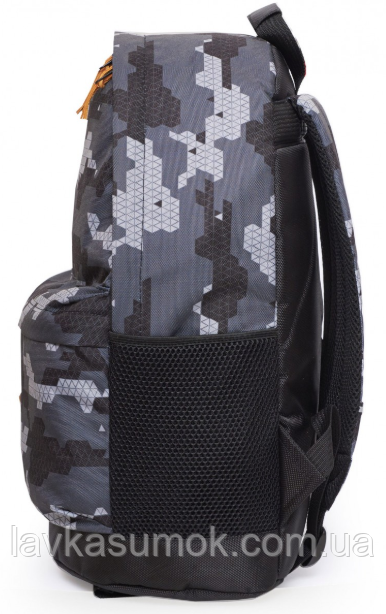 Рюкзак хаки BACKPACK-2  gray triangle