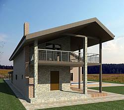 Проектування дачних будинків