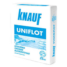 KNAUF UNIFLOT (УНИФЛОТ) (25КГ) ШПАКЛЕВКА
