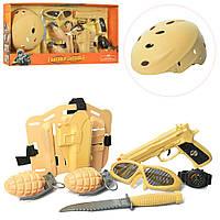 Игровой набор полицейского Limo Toy Битва пустыни (33170)