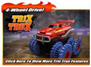 Веревочный трек Trix Trux, фото 2