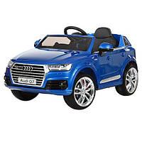 Электромобиль Bambi Audi Q7 M 3231EBLRS-4 Синий