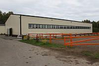 Склад, ангар, мойка, СТО,  строительство по технологии ЛСТК  , фото 1