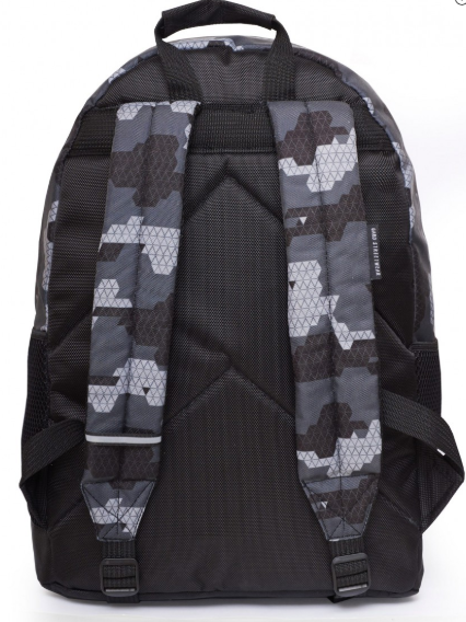 Рюкзак модный gray triangle