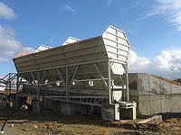 Бункер для хранения инертных материалов