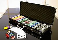 Набір Професійних фішок POKER 500, як в казино
