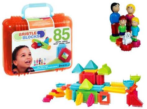 Конструктор Bristle Blocks Семья, фото 2