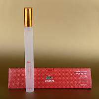 Мужская мини парфюмерия в треугольнике L.12.12. Rouge Lacoste 15 ml ALK