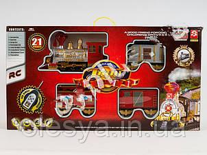 Большая Железная дорога Bambi 3048  Размер 80*43*15