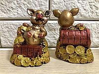 """Сувенир """"Свинка богатства"""", фото 1"""